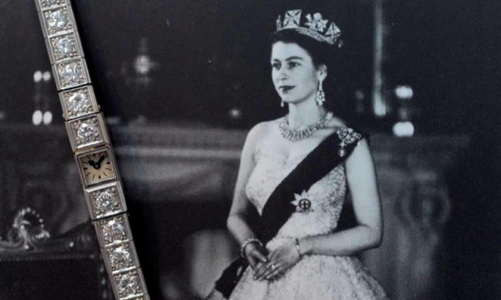 montre calibre 101 reine