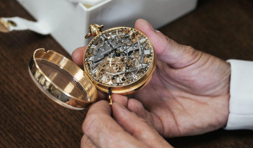breguet montre