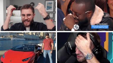 Les montres de luxe des Youtubeurs français