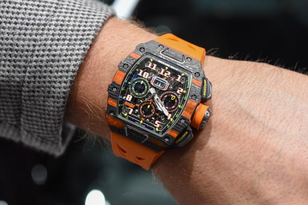 7 chiffres que vous ne savez pas sur l'horlogerie du luxe