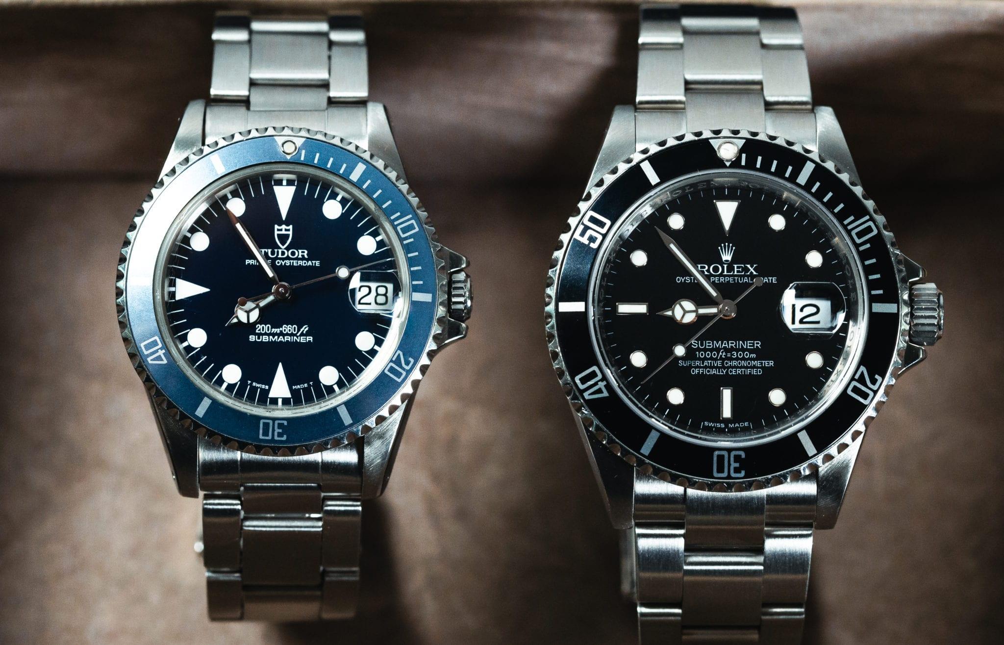 horlogerie du luxe