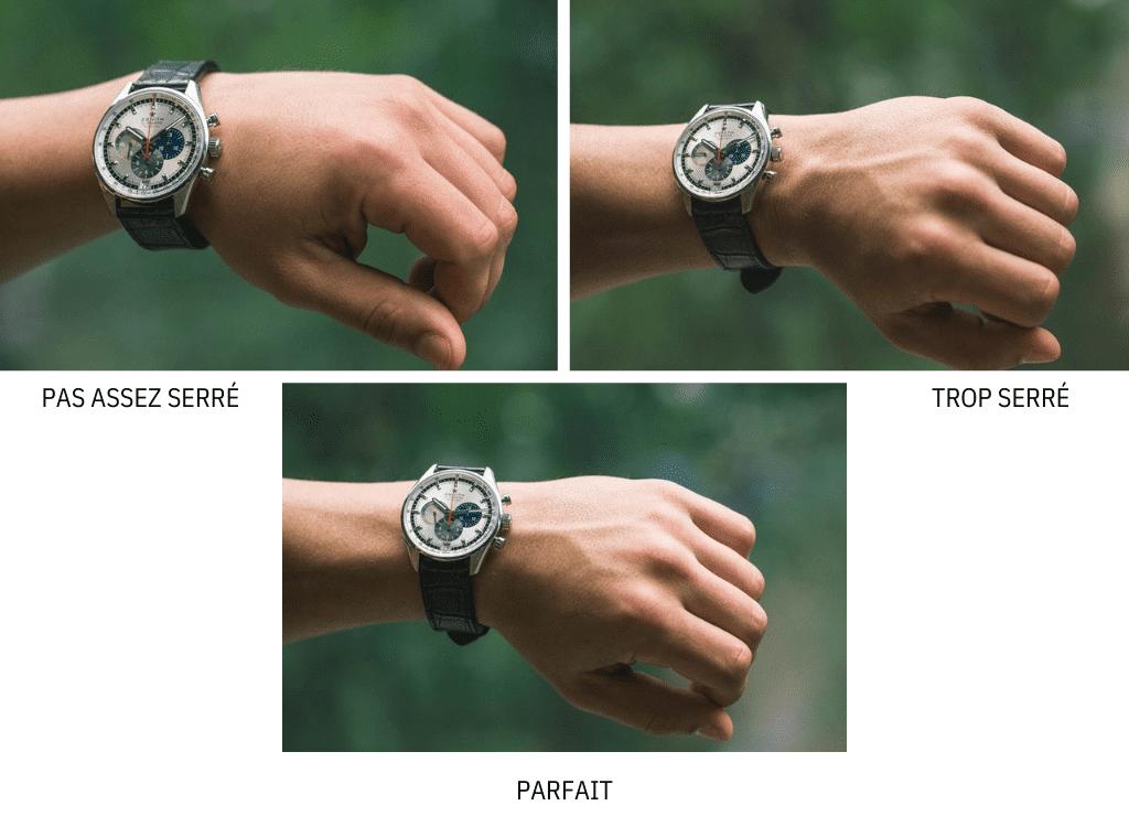 Comment porter une montre de luxe ?