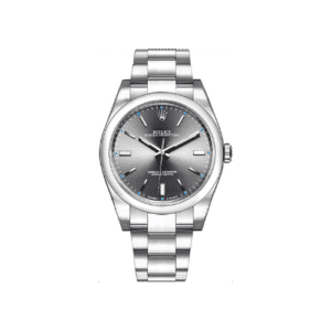 rolex oyster perpetual grey