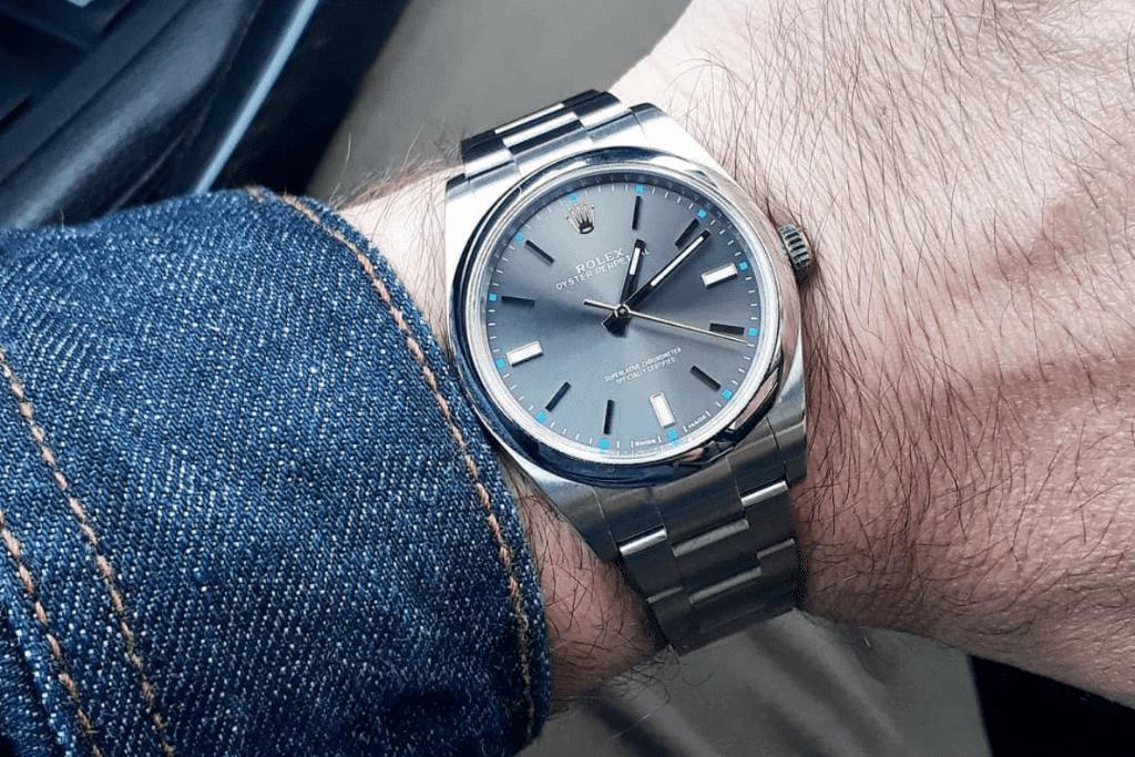 Le bracelet Rolex Oyster