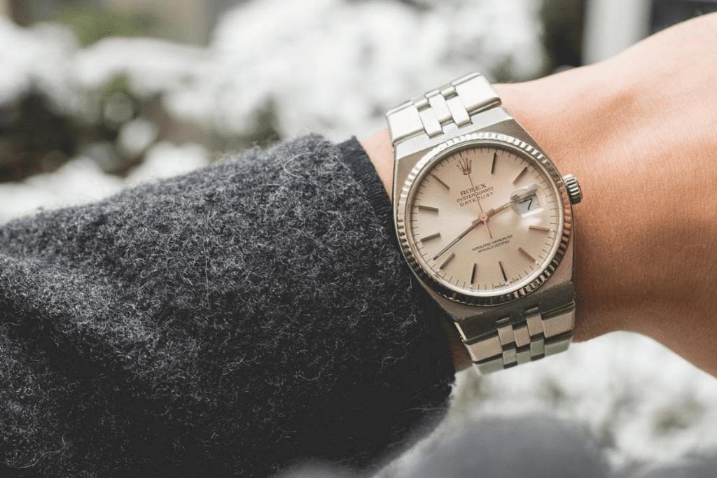 Rolex location de montre de luxe