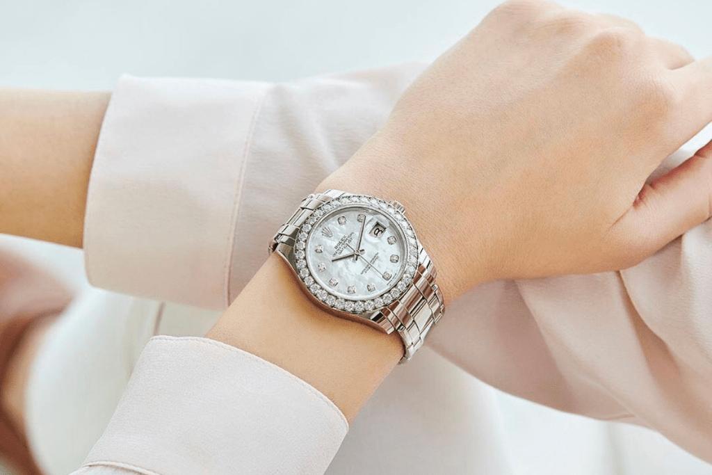 Le bracelet Pearlmaster